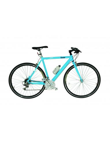 TIKI RIDER Vélo de course 26'' bleu