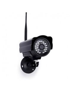 SMARTWARES Caméra IP d'extérieur Vue en direct HD 720p, vision de nuit 15m C923IP