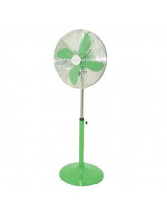 TORNADE Ventilateur sur pied métal vert Ø 40 cm
