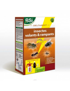BSI Eliminateur d'insectes volants et rampants