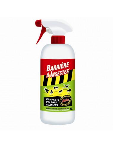 ALGOFLASH Barrière à insectes pulvérisateur 1L