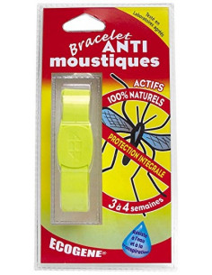 ECOGENE Bracelet anti moustiques ab7