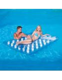 BESTWAY Matelas gonflable de piscine 173 x 133cm