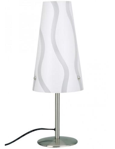 Brilliant Ø13 Brico Blanc Isi À Hyper Hauteur E14 40w Cm 36 Lampe Poser 7ygv6bfY