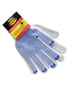 SUPERTITE Gants de protection Coton Enduits PVC L 10