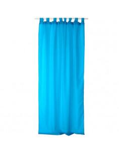 DECOSTAR Pap a patte voile turquoise 140x240cm