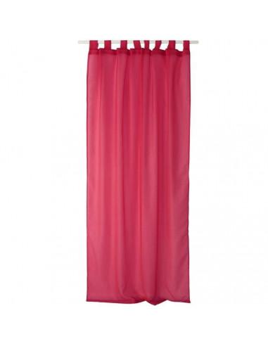 decostar pr t poser pattes voile rouge 140 x 240 cm hyper brico. Black Bedroom Furniture Sets. Home Design Ideas