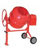 AITOPRO Bétonnière électrique rouge 260L 60hz