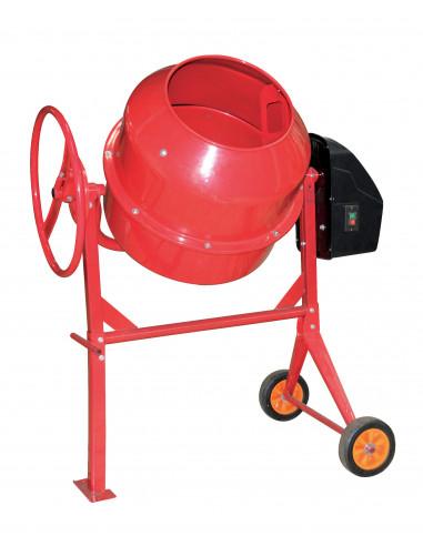 AITOPRO Bétonnière rouge 60hz 650W 160L