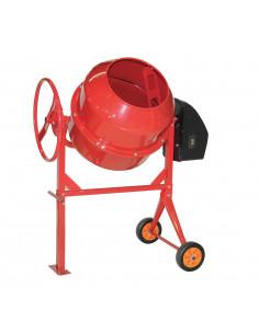 Bétonnière rouge 60hz-800w-200L