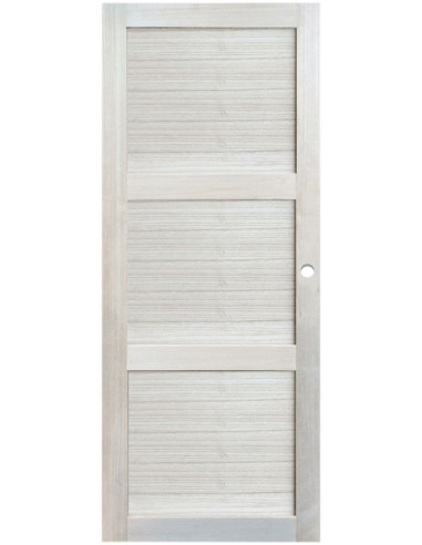 Rb closing porte d int rieur coulissante eco dim x for Porte 204x83