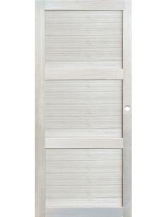 RB CLOSING Porte d'intérieur coulissante eco, dim. h.204 x l.93 cm