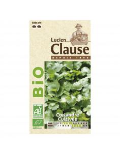 LUCIEN CLAUSE Coriandre cultivée bio **
