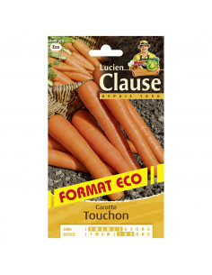 LUCIEN CLAUSE Carotte Touchon Eco