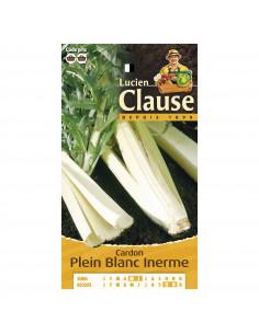 LUCIEN CLAUSE Cardon plein blanc inerme **