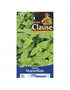 LUCIEN CLAUSE Basilic marseillais **