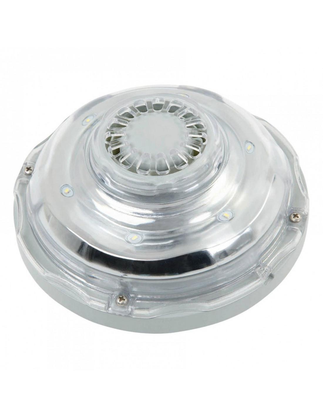 Intex lampe led pour piscine connexion 38 mm hyper brico for Lampe pour piscine