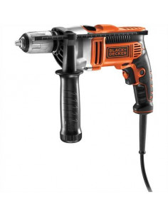 BLACK & DECKER KR805K Perceuse à percussion 800W