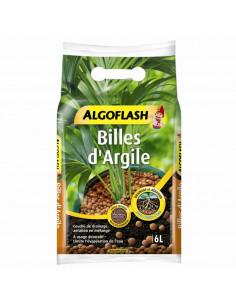 ALGOFLASH Billes d'argile 6 L