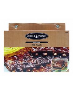 GRILLZONE Grille BBQ spéciale travers de porc