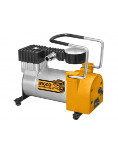 INGCO Mini compresseur - Pompe électrique - Allume-cigare DC12V