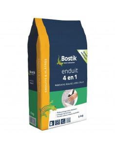 BOSTIK Enduit 4 en 1 poudre 5 kg