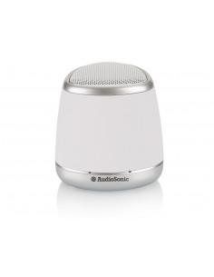 SMARTWARES Enceinte portable Bluetooth 3W Blanche