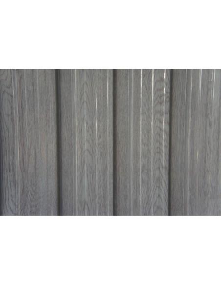 CHALET & JARDIN Abri de jardin GARAGE métal 12.5x15.7 17.47 m² 380 x 480 x 232 cm