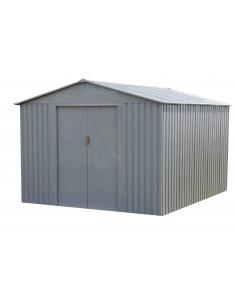 CHALET & JARDIN Abri de jardin métal MJ 8x10 S1001E 7,86 m² 261 x 301 x 198 cm