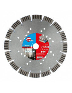 LEMAN Disque diamant béton laser Ø 125 mm
