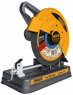 INGCO Tronçonneuse métal 2350W