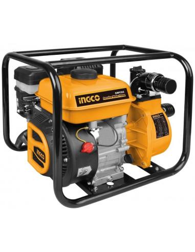 INGCO Motopompe moteur thermique 208CC – 60m³/h