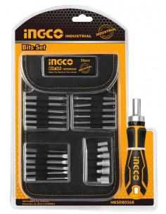 INGCO Coffret tournevis + embouts 26pcs