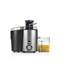 TRISTAR Centrifugeuse Corps inox - Couteau en inox - 400W