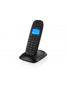 TRISTAR Téléphone sans fil DECT - Noir Répertoire - Identification de l'appelant