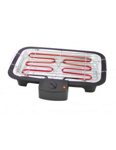 TRISTAR Barbecue électrique de table 2000 W - Griller sans fumée