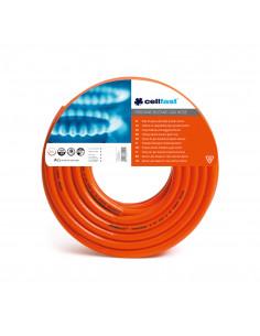 CELLFAST Tuyau de gaz orange propane - butane 9.0x3.0mm vendu au mètre linéaire