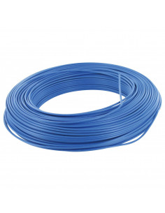 ELECTRALINE Couronne de câble H07V-U 1x2,5mm² 5m bleu