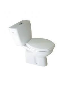 Pack WC avec mécanisme double chasse d'eau