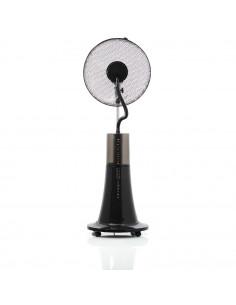 HOMDAY Ventilateur brumisateur d'intérieur noir