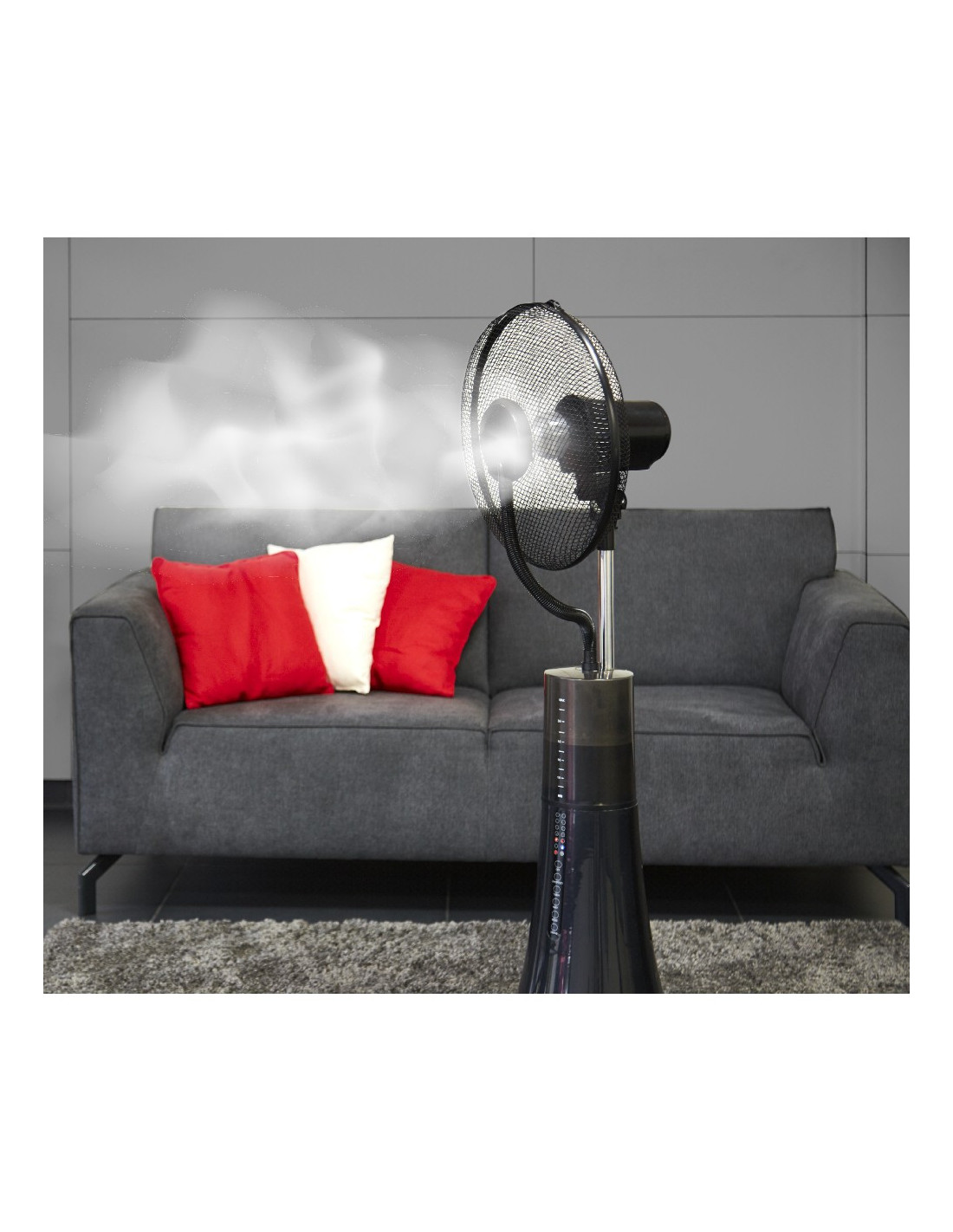 ventilateur brumisateur d intrieur beautiful brumisateur de terrasse leroy merlin avec. Black Bedroom Furniture Sets. Home Design Ideas