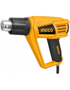 INGCO HG20008 Décapeur thermique 2000W + accessoires