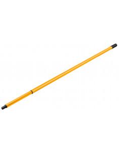 TOLSEN Perche télescopique 3m jaune