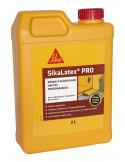 SIKA SIKALATEX® Résine d'accrochage concentrée pour adhérence et étanchéité mortier - 2L