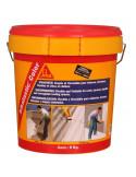SIKA SIKALASTIC® COLOR Revêtement d'imperméabilisation pour toitures-terrasses et couvertures en tôles - 5kg - Blanc