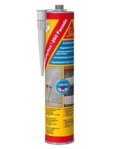 SIKA SIKAHYFLEX® 250 FACADE Mastic pour joints de façades en béton et maçonnerie - 300ml - Gris béton