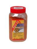 SIKA SIKACEM® COLOR Colorant en poudre pour ciment, chaux et plâtre - 400g - Ocre