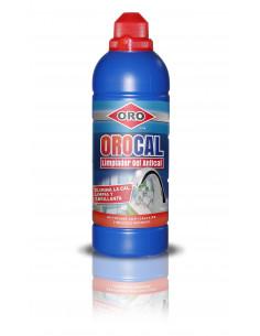 ORO  Gel Nettoyant Anti-Calcaire Orocal 750 ml