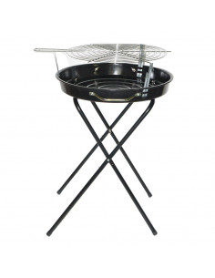 BLUE RHINO Barbecue à charbon rond 18''
