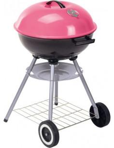FORNORD Barbecue à charbon Rose Ø 41cm, 47 x 45 x 72 cm